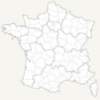 Carte Des Nouvelles Regions Francaises